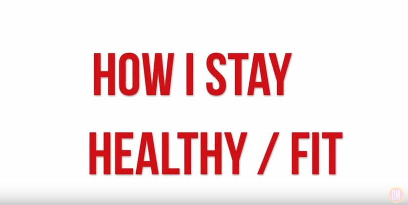How I Stay HealthyFit - Inspiration, Nutrition, Activity