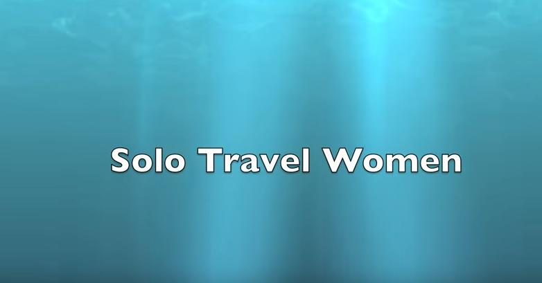 Solo Travel Women