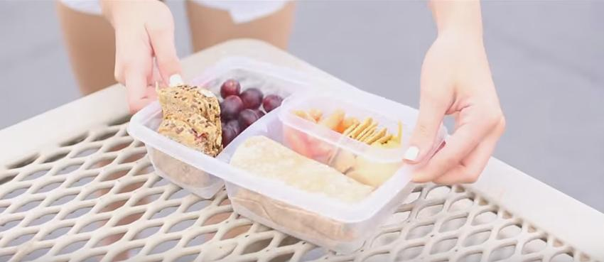 The staff author at bethink tv a week of healthy lunch ideas for back to school by the staff forumfinder Choice Image